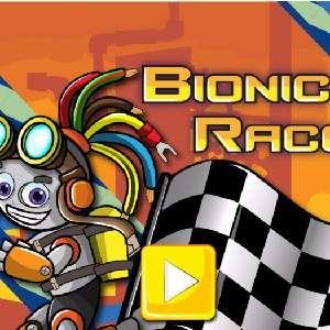 Bionic Race Running Game circlematch free games