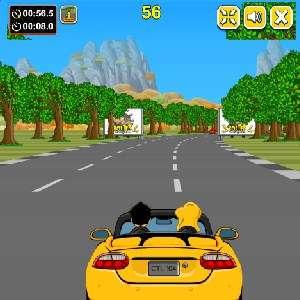 Car Rush Racing Game circlematch free games